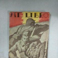 Militaria: MI LIBRO - GUÍA AGENDA DEL BUEN SOLDADO - AÑOS 40. Lote 137814674