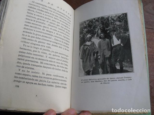 Militaria: ABD-EL-KRIM Y LOS PRISIONEROS LUIS DE OTEYZA - Foto 6 - 139054502