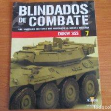 Militaria: ALTAYA: COLECCION BLINDADOS DE COMBATE: FASCICULO Nº 7 - DUKW 353. Lote 139685950