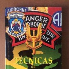 Militaria: TECNICAS DE RESISTENCIA, (LIBSA, 2001). Lote 140297418