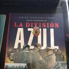 Militaria: LIBRO DIVISION AZUL SUSAETA. Lote 140705436