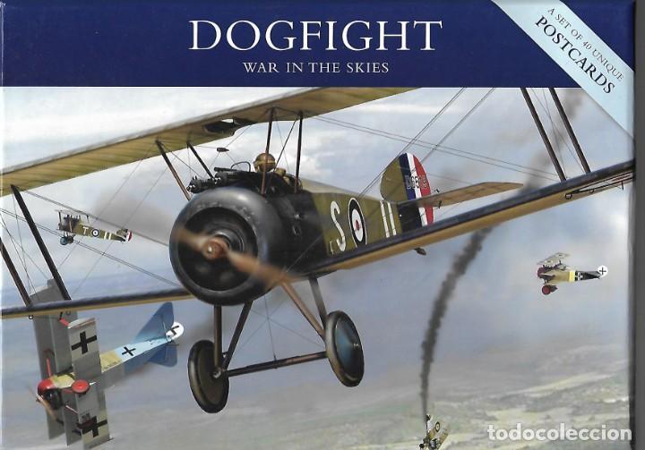 DOGFIGHT, WAR IN THE SKIES (Militar - Libros y Literatura Militar)