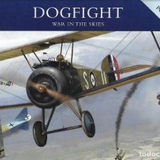 Militaria: DOGFIGHT, WAR IN THE SKIES. Lote 141289570