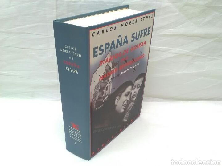 ESPAÑA SUFRE DIARIOS DE GUERRA EN EL MADRID REPUBLICANO ANDRES TRAPIELLO (Militar - Libros y Literatura Militar)