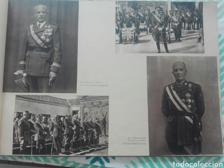 Militaria: libro academia especial de transformación de oficiales 1ª promocion año 1944 - Foto 4 - 142153392