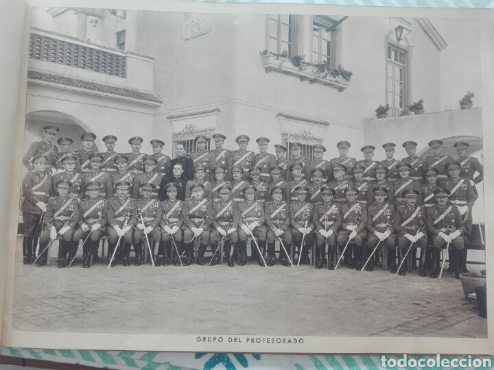 Militaria: libro academia especial de transformación de oficiales 1ª promocion año 1944 - Foto 9 - 142153392