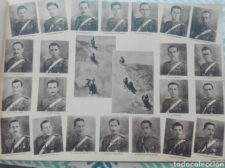Militaria: libro academia especial de transformación de oficiales 1ª promocion año 1944 - Foto 14 - 142153392