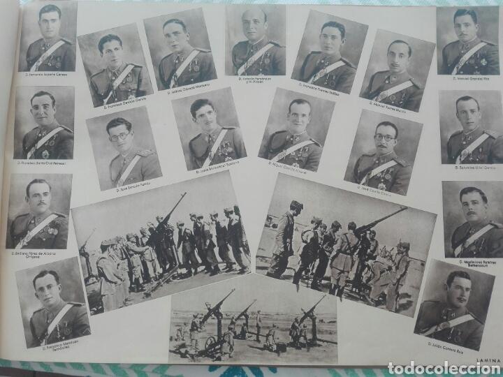 Militaria: libro academia especial de transformación de oficiales 1ª promocion año 1944 - Foto 19 - 142153392