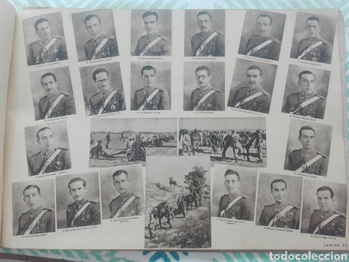 Militaria: libro academia especial de transformación de oficiales 1ª promocion año 1944 - Foto 21 - 142153392