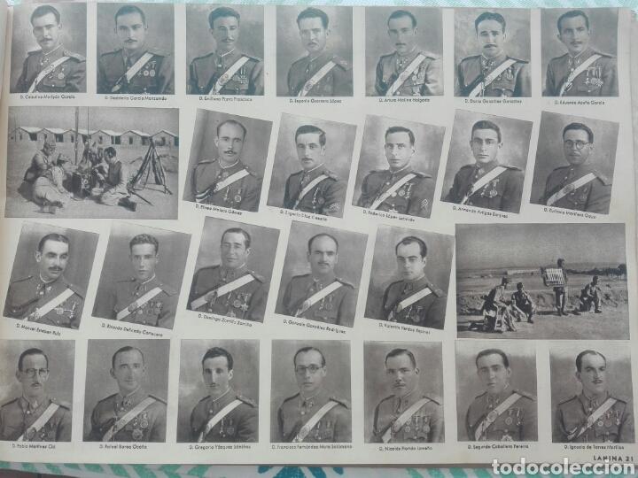 Militaria: libro academia especial de transformación de oficiales 1ª promocion año 1944 - Foto 22 - 142153392