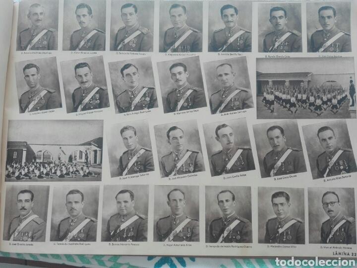 Militaria: libro academia especial de transformación de oficiales 1ª promocion año 1944 - Foto 23 - 142153392