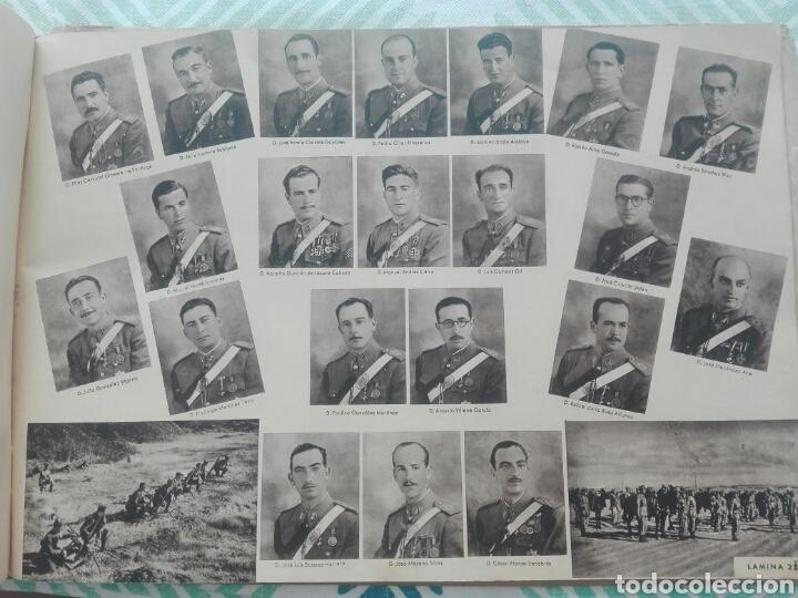 Militaria: libro academia especial de transformación de oficiales 1ª promocion año 1944 - Foto 26 - 142153392
