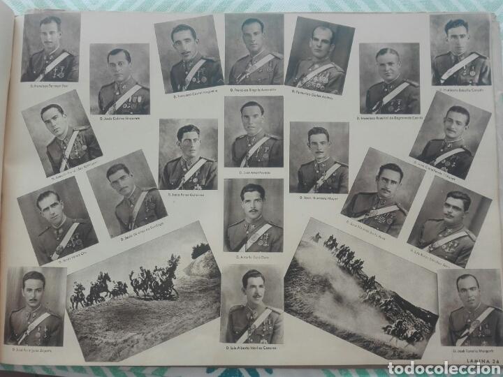 Militaria: libro academia especial de transformación de oficiales 1ª promocion año 1944 - Foto 27 - 142153392