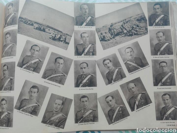 Militaria: libro academia especial de transformación de oficiales 1ª promocion año 1944 - Foto 28 - 142153392