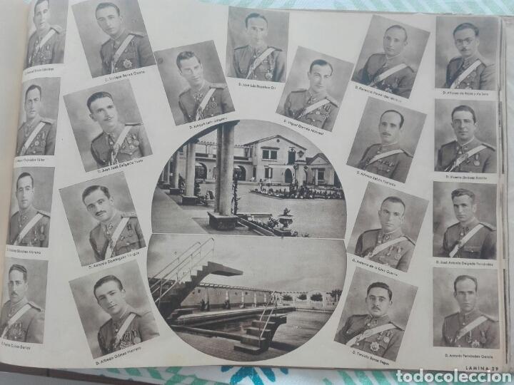 Militaria: libro academia especial de transformación de oficiales 1ª promocion año 1944 - Foto 30 - 142153392