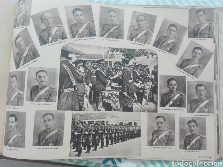 Militaria: libro academia especial de transformación de oficiales 1ª promocion año 1944 - Foto 31 - 142153392