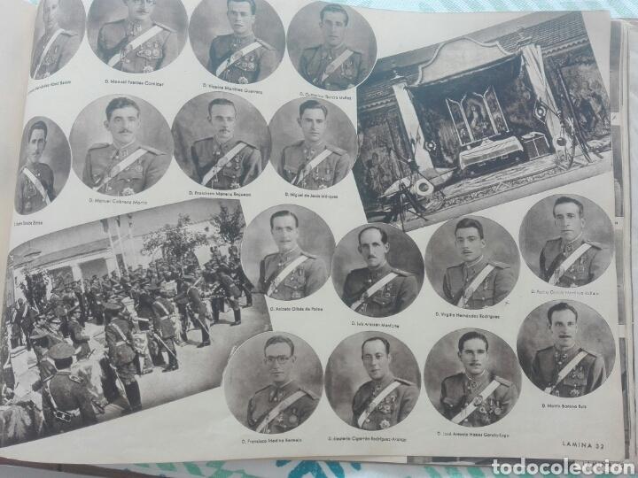 Militaria: libro academia especial de transformación de oficiales 1ª promocion año 1944 - Foto 33 - 142153392