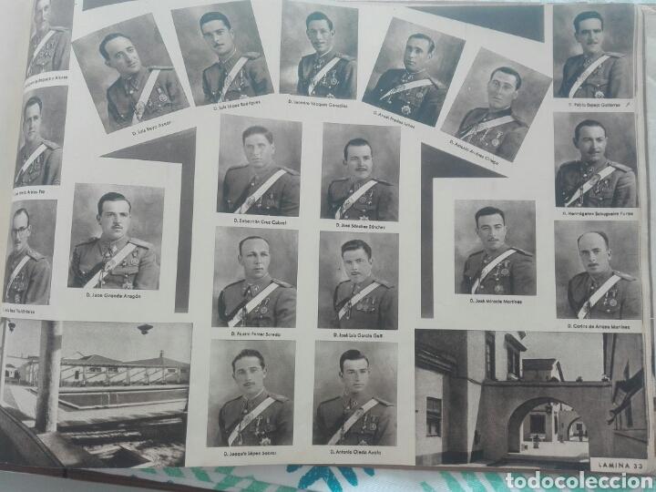 Militaria: libro academia especial de transformación de oficiales 1ª promocion año 1944 - Foto 34 - 142153392