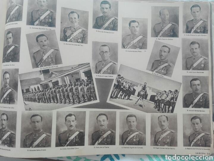 Militaria: libro academia especial de transformación de oficiales 1ª promocion año 1944 - Foto 35 - 142153392