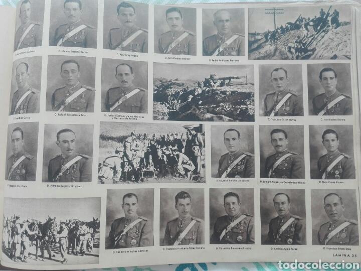 Militaria: libro academia especial de transformación de oficiales 1ª promocion año 1944 - Foto 36 - 142153392