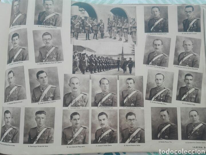 Militaria: libro academia especial de transformación de oficiales 1ª promocion año 1944 - Foto 37 - 142153392