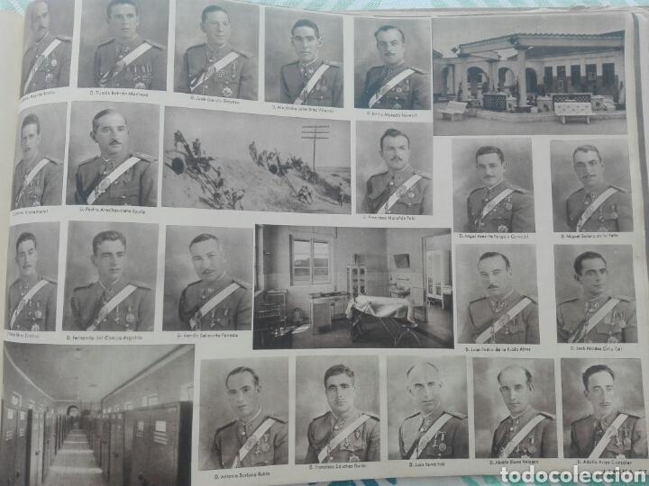 Militaria: libro academia especial de transformación de oficiales 1ª promocion año 1944 - Foto 38 - 142153392