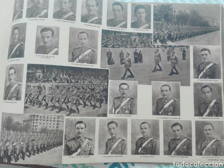 Militaria: libro academia especial de transformación de oficiales 1ª promocion año 1944 - Foto 39 - 142153392