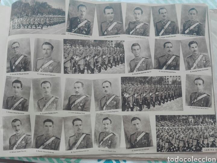 Militaria: libro academia especial de transformación de oficiales 1ª promocion año 1944 - Foto 40 - 142153392