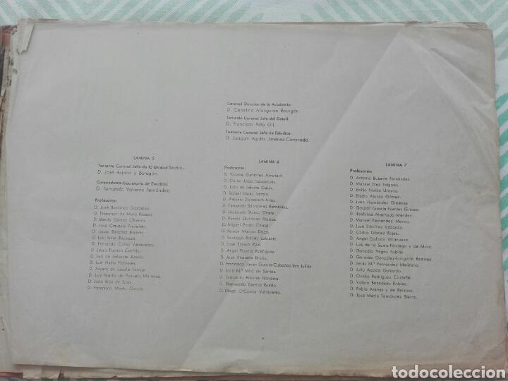 Militaria: libro academia especial de transformación de oficiales 1ª promocion año 1944 - Foto 43 - 142153392