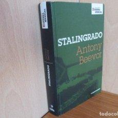 Militaria: LIBRO STALINGRADO (PLANETA AGOSTINI), ANTONY BEEVOR. Lote 142763570