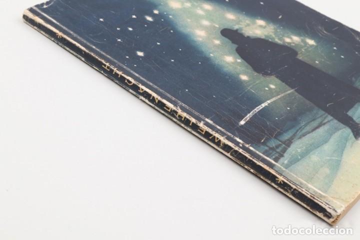 Militaria: Libro Weihnachts Liederbich 1942, Tercer Reich, Hitler, Nazi, NSDAP, SS Navidad - Foto 4 - 142971254