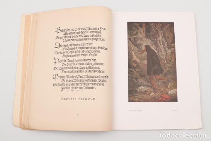 Militaria: Libro Weihnachts Liederbich 1942, Tercer Reich, Hitler, Nazi, NSDAP, SS Navidad - Foto 15 - 142971254