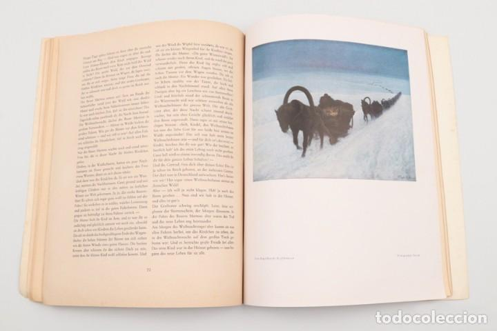 Militaria: Libro Weihnachts Liederbich 1942, Tercer Reich, Hitler, Nazi, NSDAP, SS Navidad - Foto 18 - 142971254