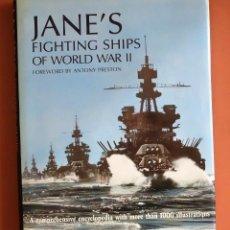 Militaria: FIGHTING SHIPS OF THE WORLD II - JANE'S- . Lote 143283138