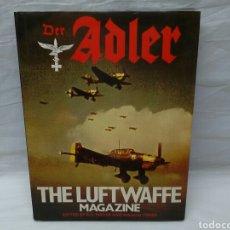 Militaria: DER ADLER THE LUFTWAFFE MAGAZINE. Lote 143899414