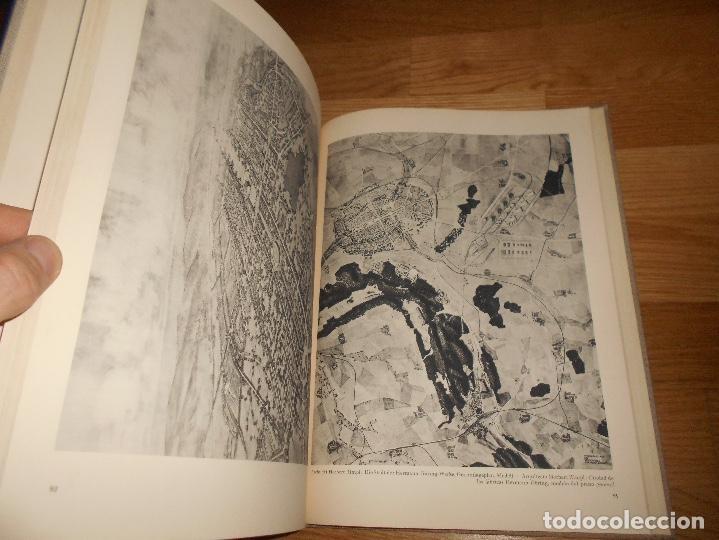 Militaria: La nueva arquitectura alemana 1941 Albert Speer edición bilingüe, Berlin 24x32cm SEGUNDA G. MUNDIAL - Foto 3 - 144008610