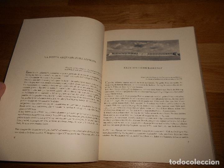 Militaria: La nueva arquitectura alemana 1941 Albert Speer edición bilingüe, Berlin 24x32cm SEGUNDA G. MUNDIAL - Foto 8 - 144008610