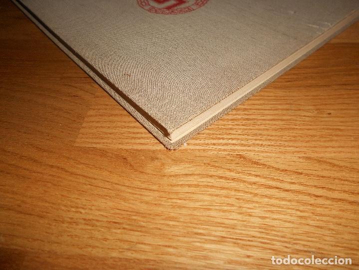 Militaria: La nueva arquitectura alemana 1941 Albert Speer edición bilingüe, Berlin 24x32cm SEGUNDA G. MUNDIAL - Foto 13 - 144008610