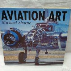Militaria: AVIATION ART MICHAEL SHARPE. Lote 144794517