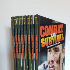 Militaria: COMBAT AND SURVIVAL- WHAT IT TAKES TO FIGHT AND WIN. VOL. 21-28. COMBATE Y SUPERVIVENCIA.. Lote 144870697