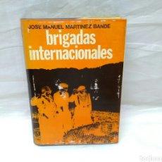 Militaria: BRIGADAS INTERNACIONALES JOSE MANUEL MARTINEZ BANDE. Lote 145199300