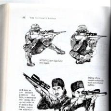 Militaria: LIBRO FRANCOTIRADORES,AÑO 1993,MANUAL AVANZADO DE ENTRENAMIENTO POLICIA Y EJERCITO EE.UU.EN INGLES. Lote 145389038