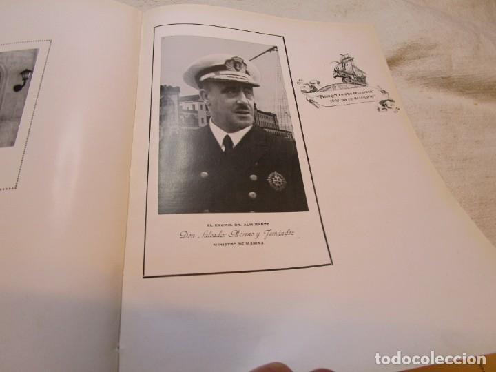 Militaria: GALICIA -MARIN - ESCUELA NAVAL DE MARIN ARMADA ESPAÑOLA - LUGRIS - EDI PPKO VIGO 1943 + INFO 1s - Foto 4 - 145428234