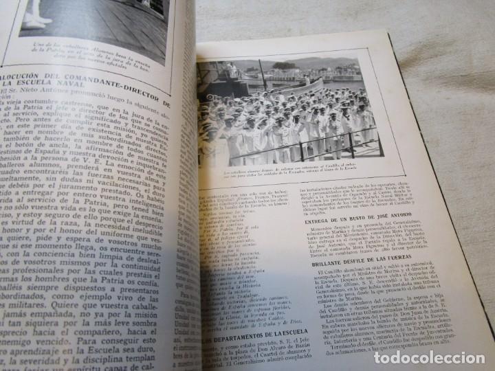 Militaria: GALICIA -MARIN - ESCUELA NAVAL DE MARIN ARMADA ESPAÑOLA - LUGRIS - EDI PPKO VIGO 1943 + INFO 1s - Foto 7 - 145428234