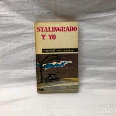 Militaria: STALINGRADO Y YO. Lote 145565413