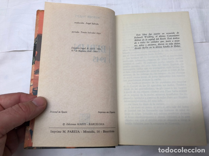 Militaria: BERLÍN 1945 - Foto 2 - 145699585