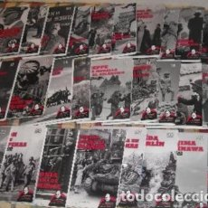 Militaria: ENCICLOPEDIA II GUERRA MUNDIAL EL MUNDO + DVDS. Lote 195234867
