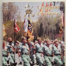 Militaria: CUADERNO LA LEGIÓN. Lote 145963898
