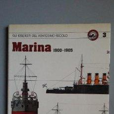 Militaria: MARINA 1900-1905. Lote 146112402