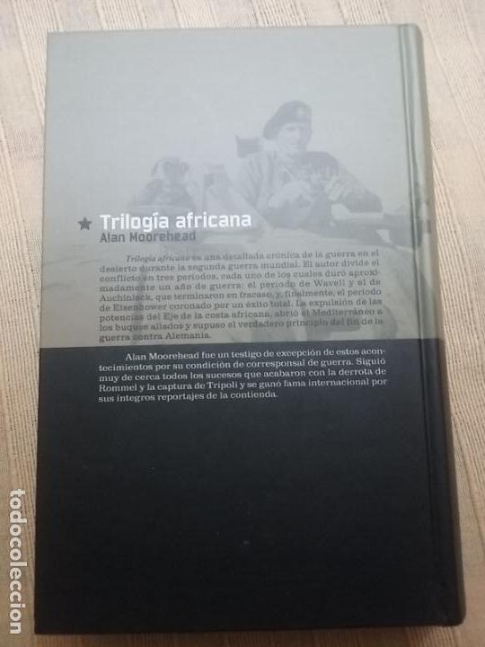 Militaria: TRILOGIA AFRICANA. ALAN MOOREHEAD. Altaya. Col, Memorias de guerra, 2008 - Foto 2 - 146510002